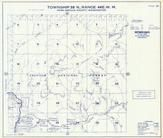Township 39 N., Range 44 E., Colville National Forest, Sullivan Lake, Lookout Creek, Pend Oreille County 1957